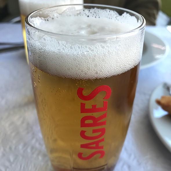Sagres Beer