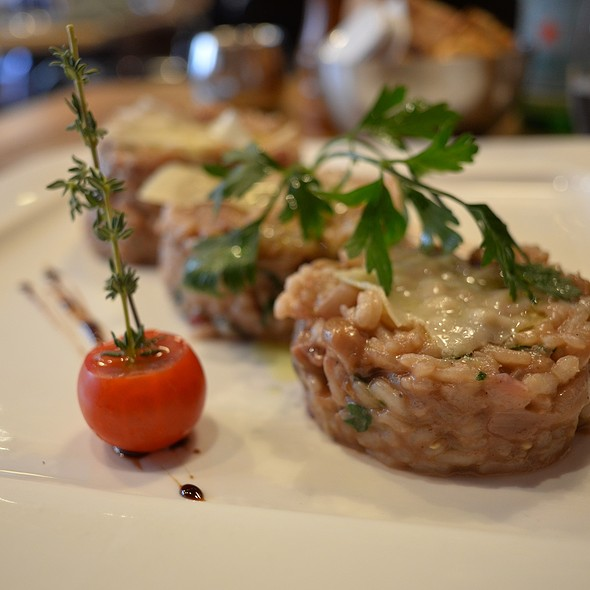 Risotto With Porcini And Chestnuts