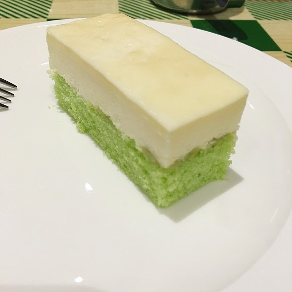 ONDEH-ONDEH CAKE  @ Jack's Place