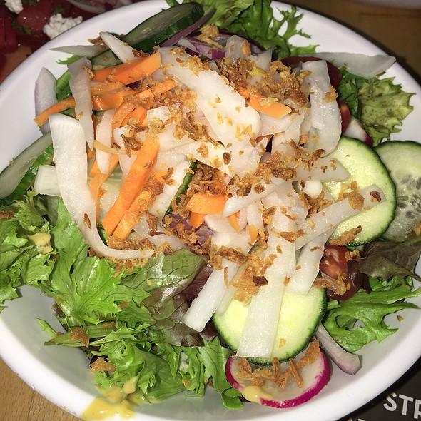 Buddha Salad @ Temple Street Eatery