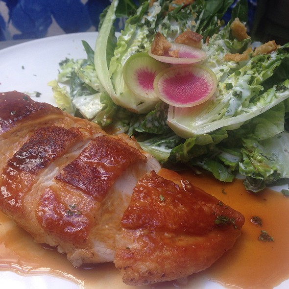 Chicken Salad @ Spring