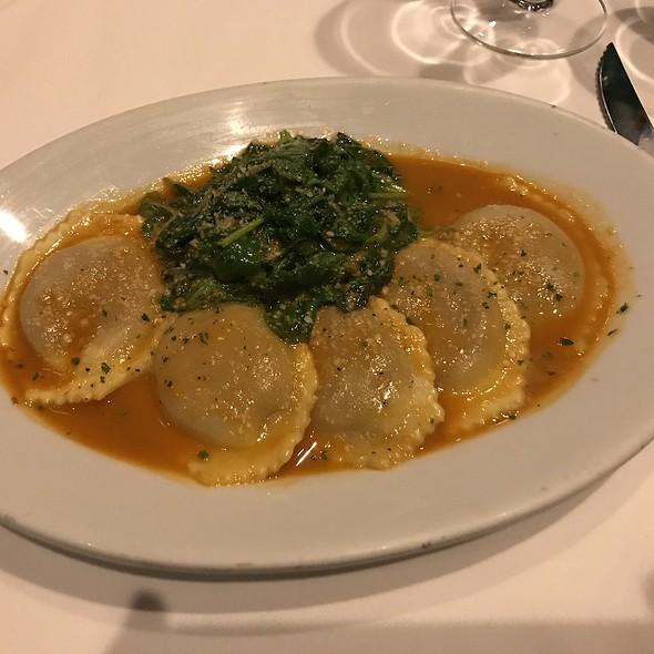 Veal Ossobucco Ravioli