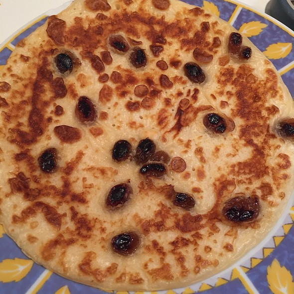 Pancake @ Home Sweet Home Sir Aqua
