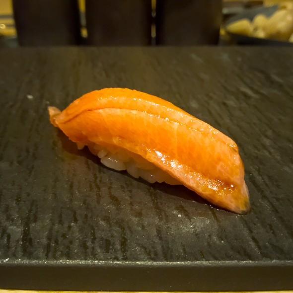 Japanese Blue Fin Tuna Otoro Nigiri