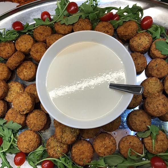 Falafel with Extra Tahini