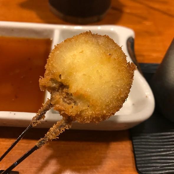 Deep Fried Mushroom