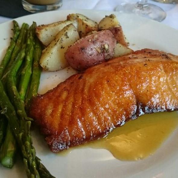 Salmon @ Fireside Grill