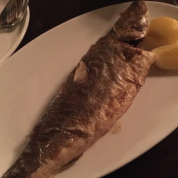 Branzino @ Ulivo Restaurant