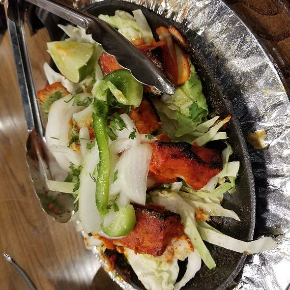Tandoori Fish @ Ruchi Restaurant