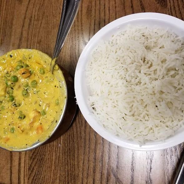 NAV Rattan Korma @ Ruchi Restaurant