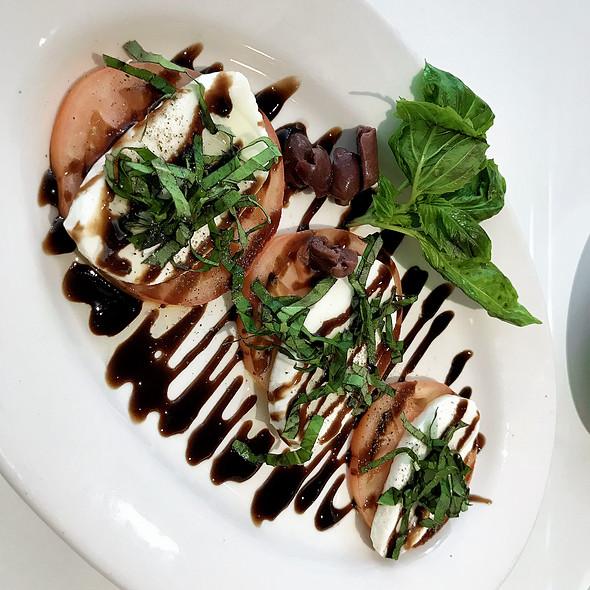 Caprese Salad @ Bravo Restaurant