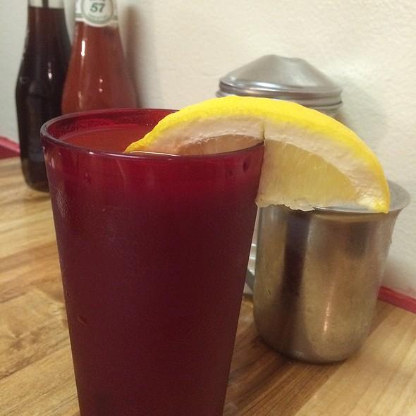 Tomato Juice @ DeLuca's