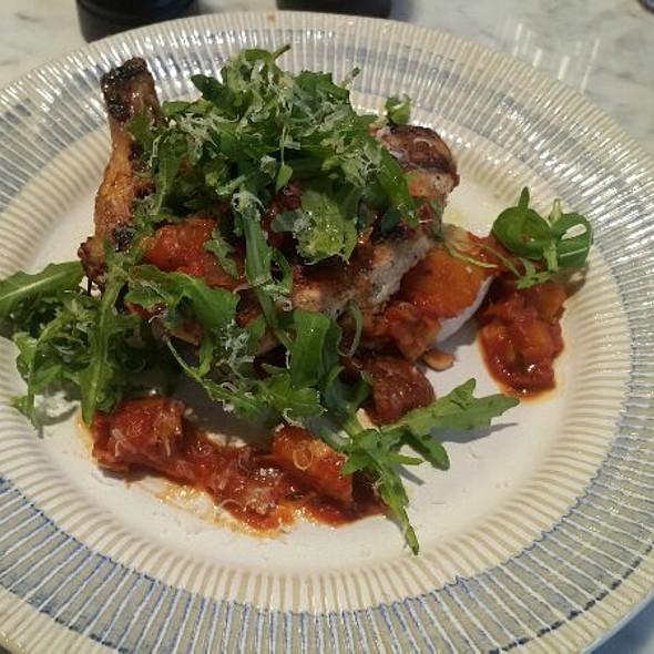Chicken  Cacciatore @ Jamie's Italian Vienna