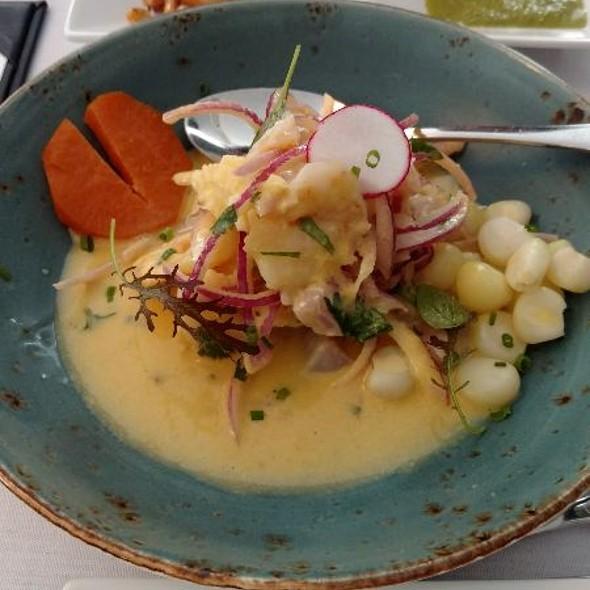 Ceviche de Barrio @ Tito's Ceviche & Pisco