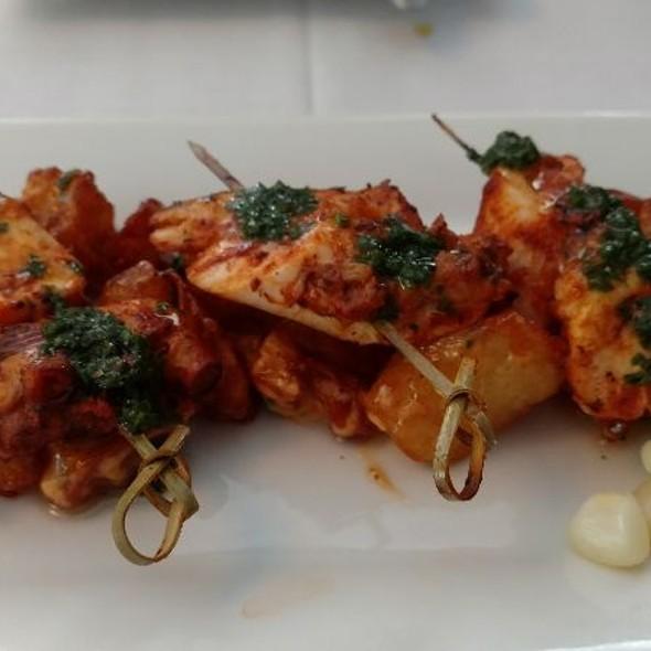 Causa De Pulpo @ Tito's Ceviche & Pisco