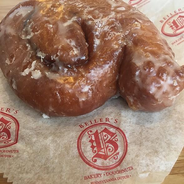 Bismark Donut