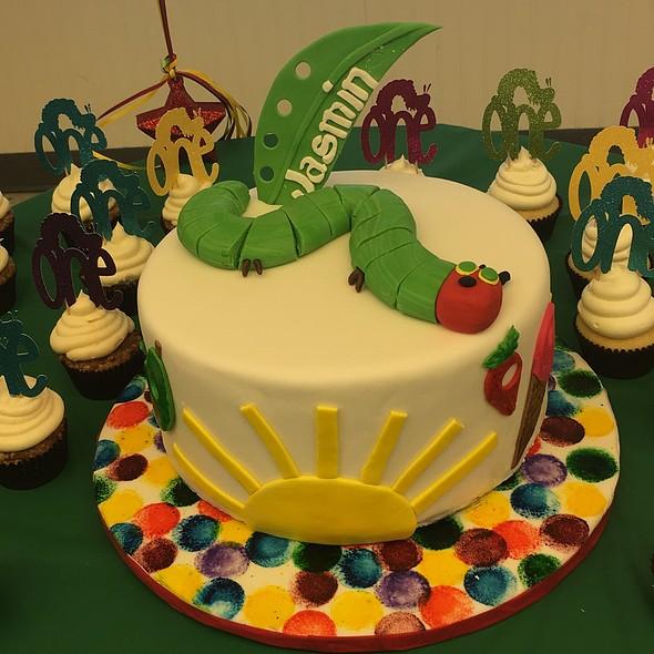 Birthday Cake And Chocolates