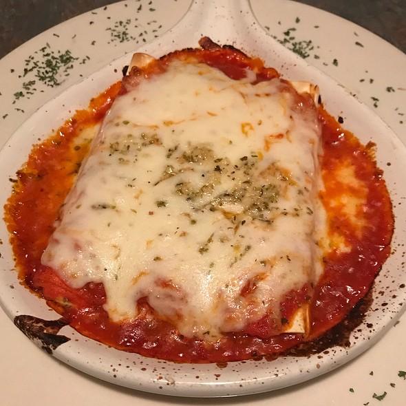 Manicotti @ A Taste Of Italy