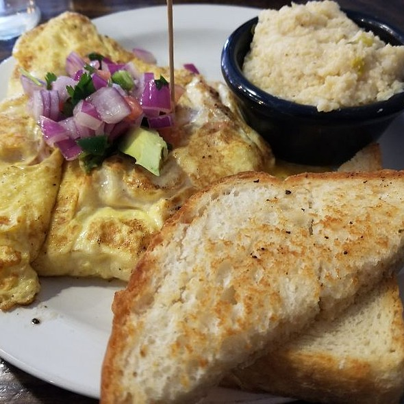 West Coast Omelet @ Old Black Bear Brewing Company