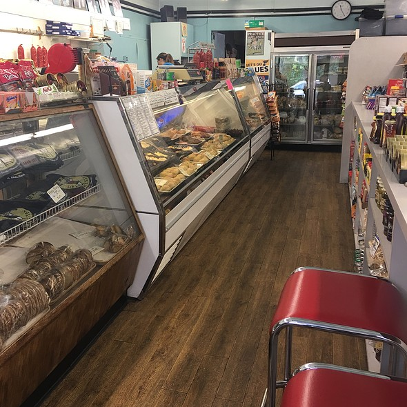 Interior Of Deli