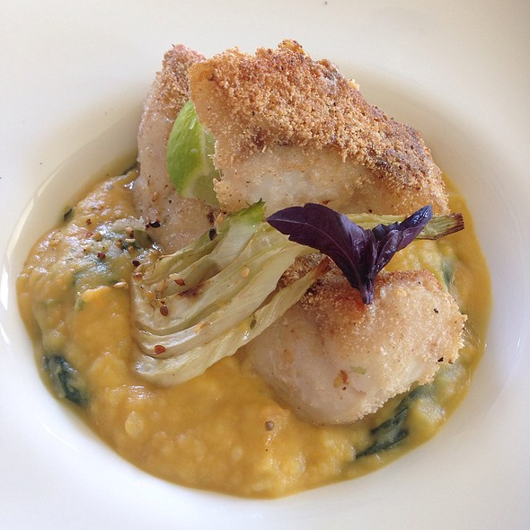 Fish of the day @ Saveur & Passion