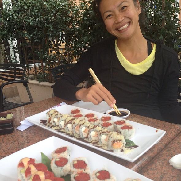 Variety Of Yummy Rolls @ Gami Sushi