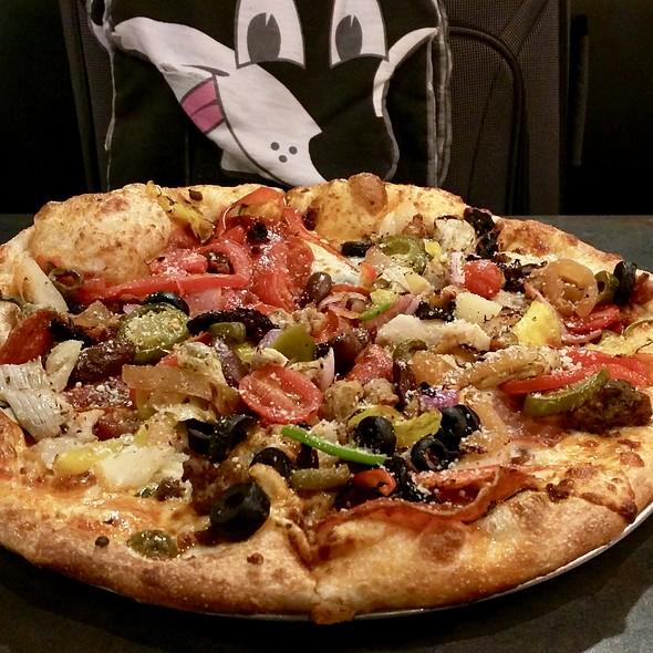 Italian Pizza @ Pie Five Pizza Co.