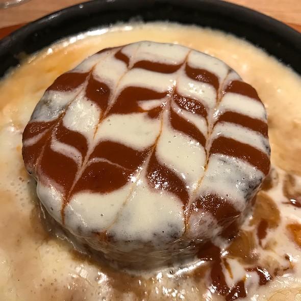 Okonomiyaki With Cheese
