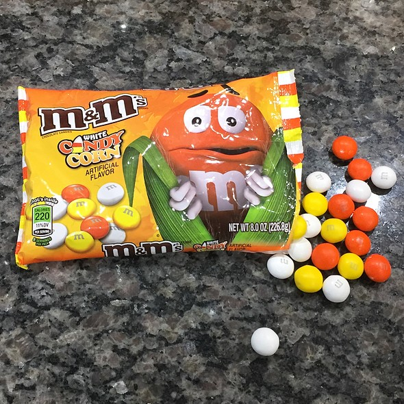 M&M White Candy Corn @ My Cooking