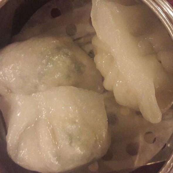 Shrimp & Cilantro Dumplings