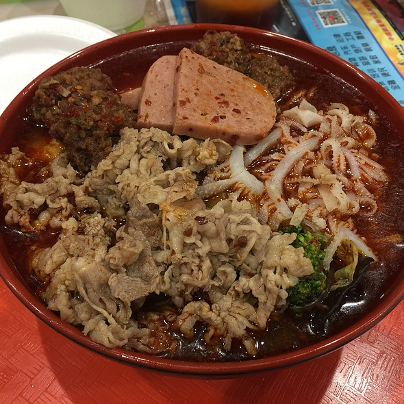Meat Lover MaLa Tang