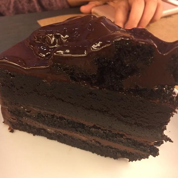 Chocolate Fudge Cake @ BAKER & SPICE