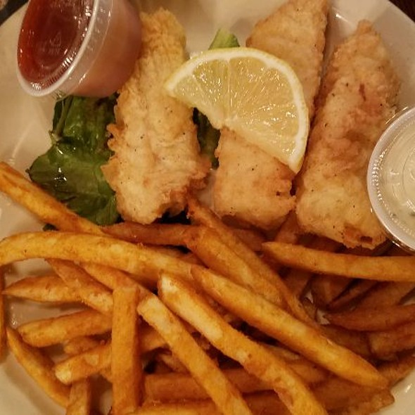 All You Can Eat FISH FRY FRIDAY