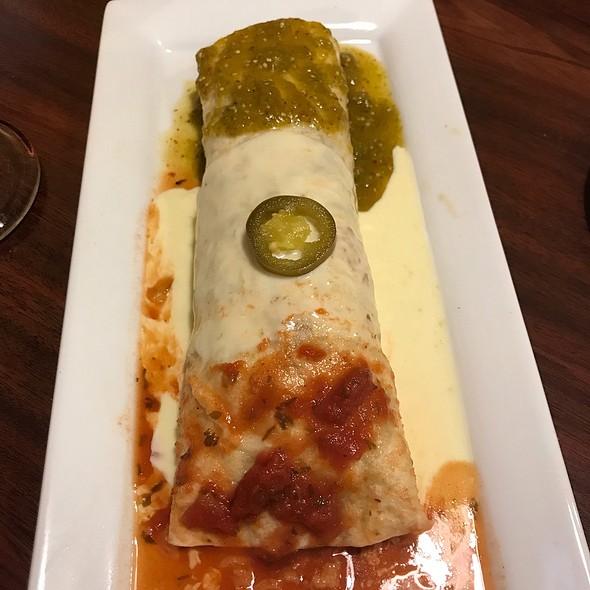 Burrito Bandera