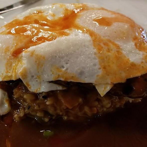 Fried Rice Loco Moco