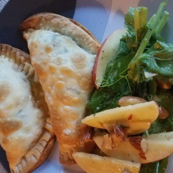 Broccoli & Cheese Turnovers