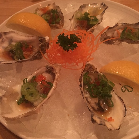 Miyagi Oysters