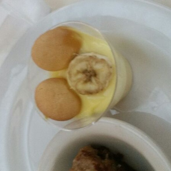 Banana. Pudding