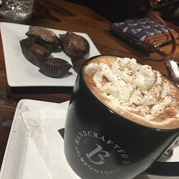 Mocha Latte And Truffles