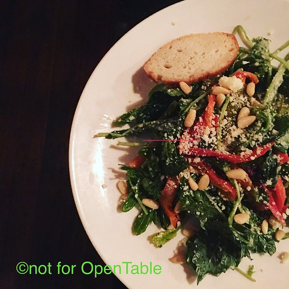 Kale Salad @ Scarlett's Wine Bar
