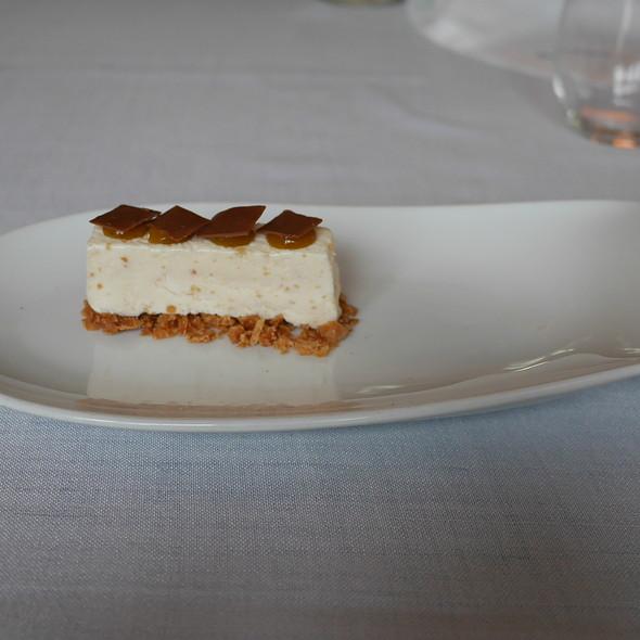 Almond Parfait @ Es Raco d'es Teix