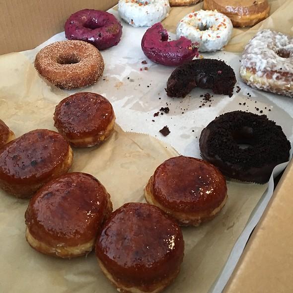 Doughnut Plant @ Facebook Nyc
