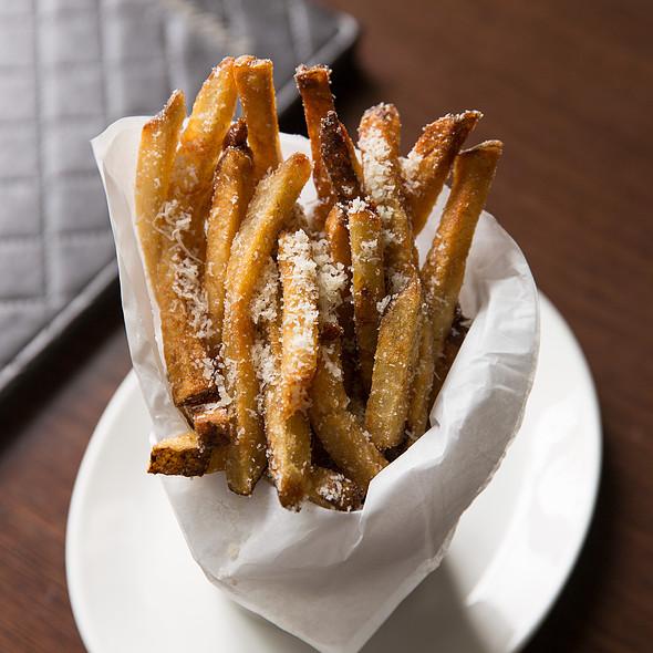 Parmesan Truffle Fries @ Paramour at Wayne Hotel