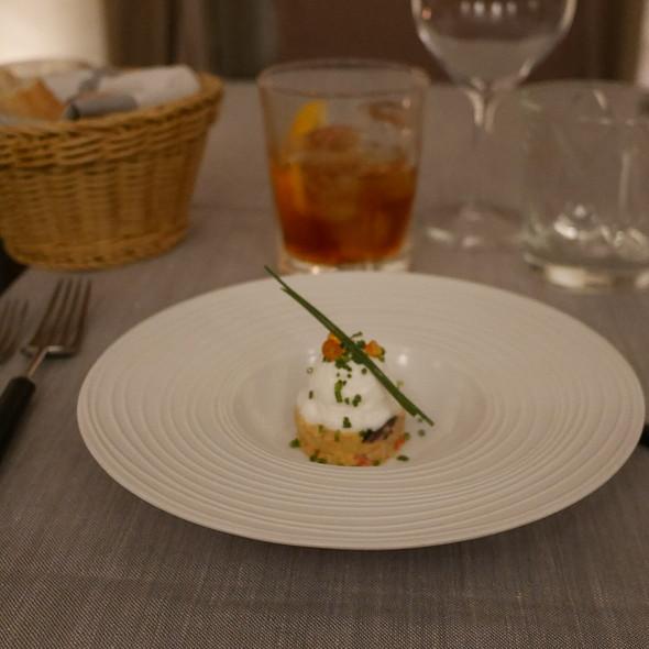 Amuse Bouche @ Quadrat Restaurant & Garden