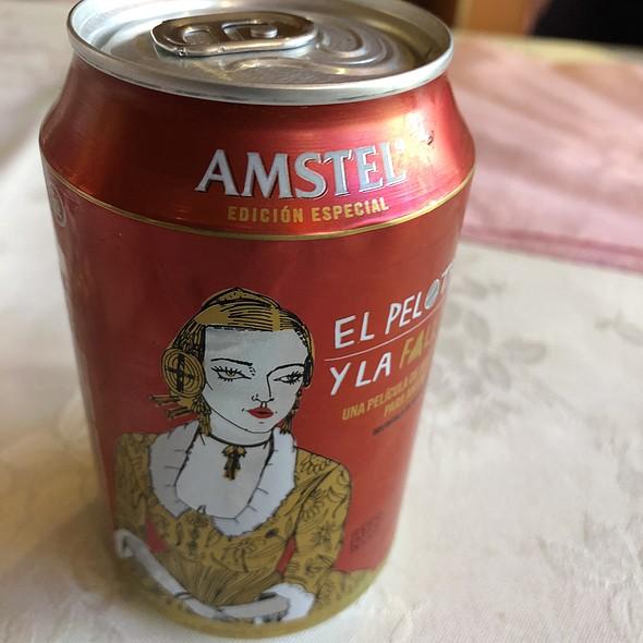 Amstel Beer