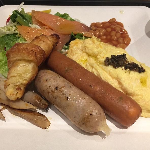 All-day Breakfast Set