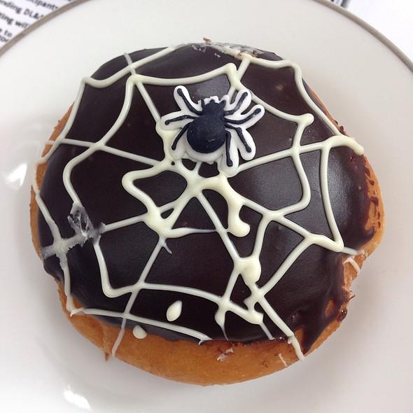 Halloween Doughnut