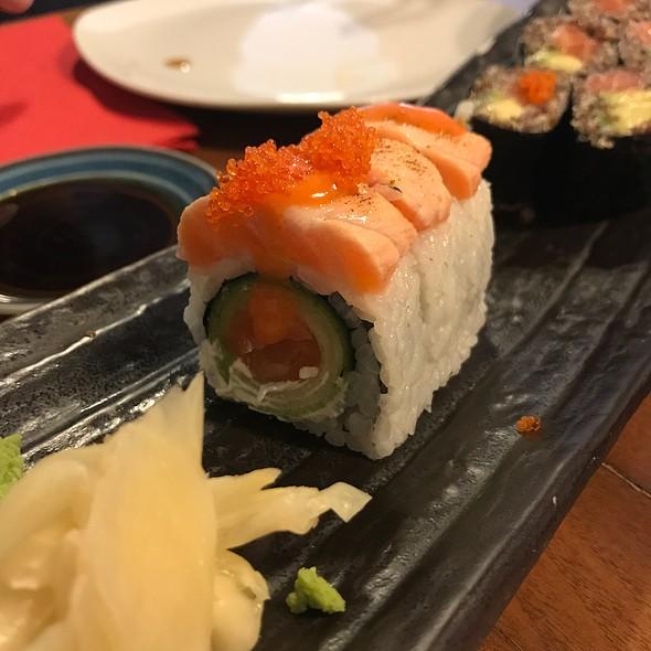 Double Sake Roll