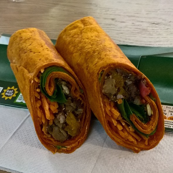 Chestnut Roast Wrap