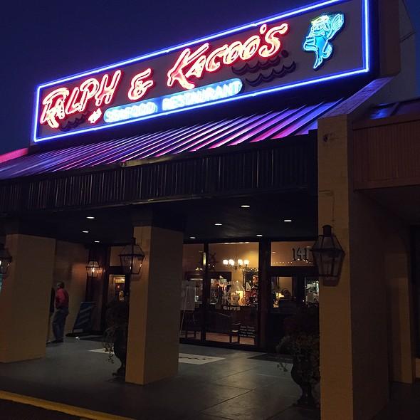 Entrance View @ Ralph & Kacoo's